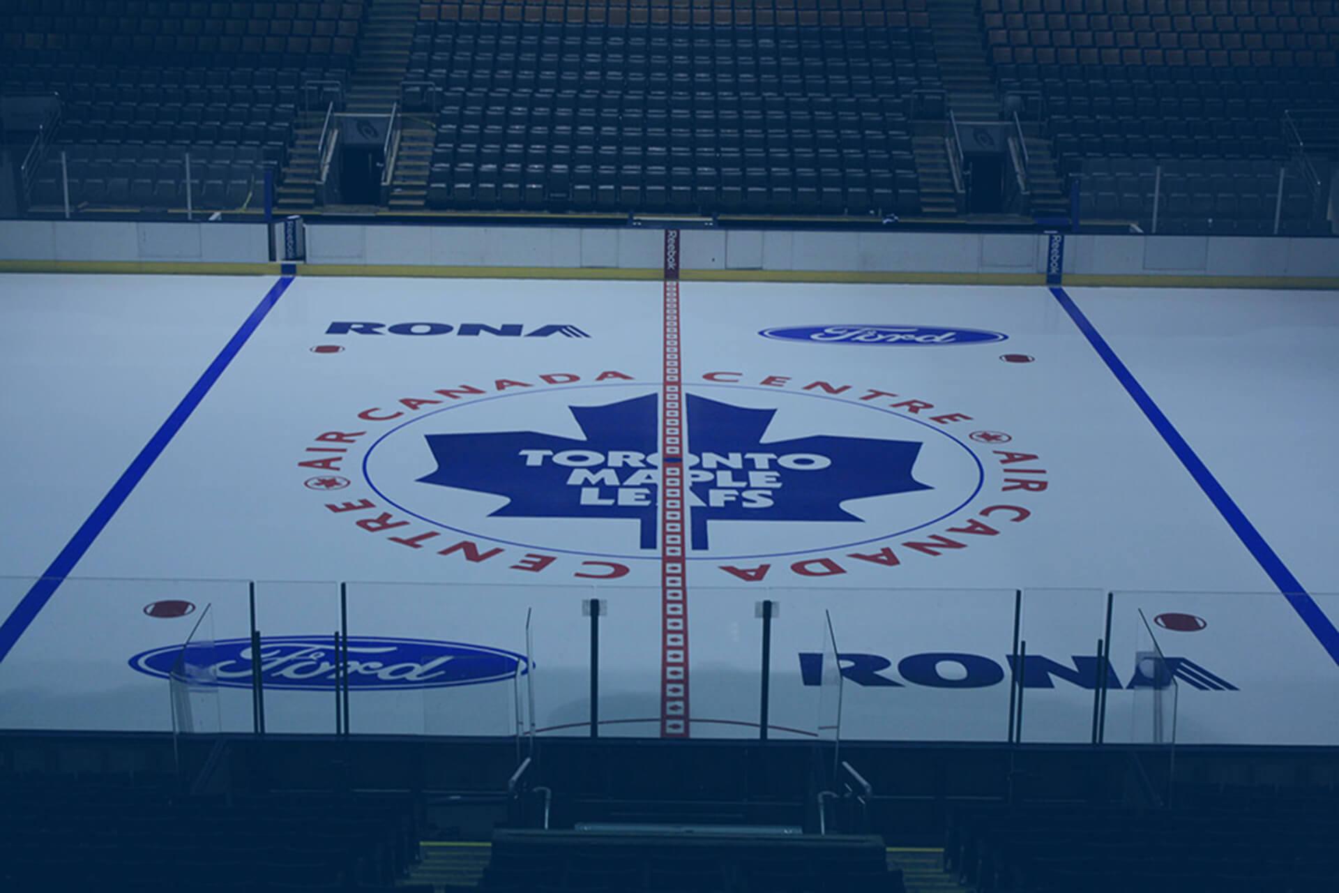 Hockey Arena Toronto