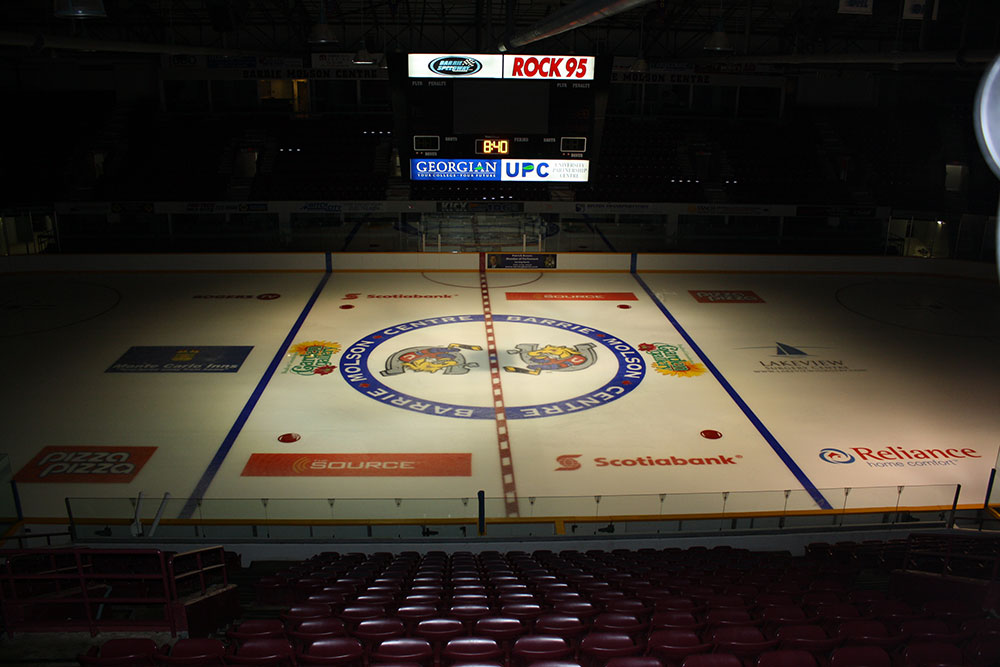 Barrie Colts - Molson Centre