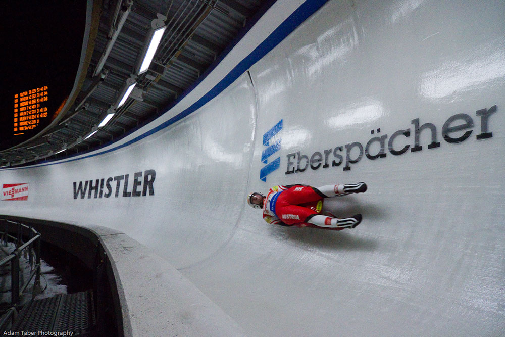 Bobsleigh - Inside Thunderbird