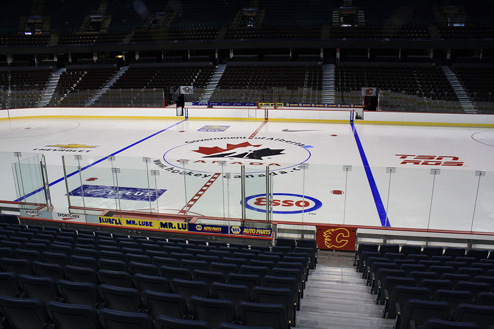 Hockey Canada - Calgary Saddledome - Training Camp