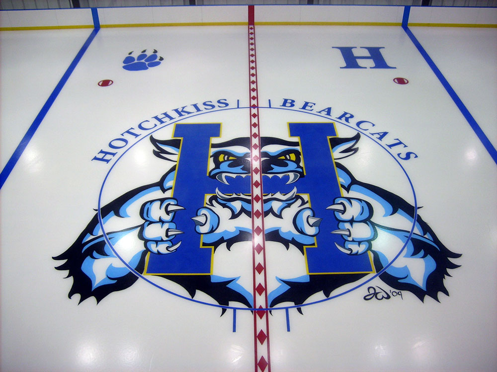 Hotchkiss Bearcats Centre Ice