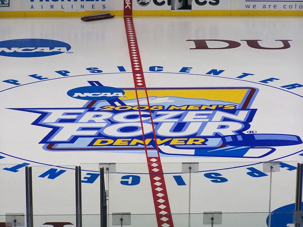 NCAA Mens 2008 - Centre Centre Ice
