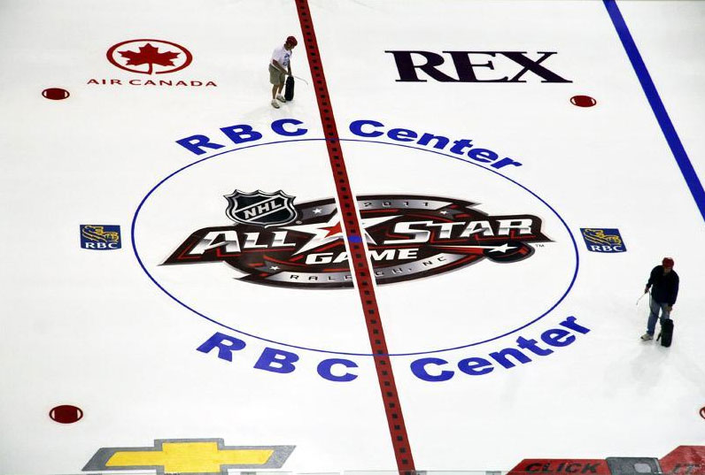NHL All Star 2011 [North Carolina]