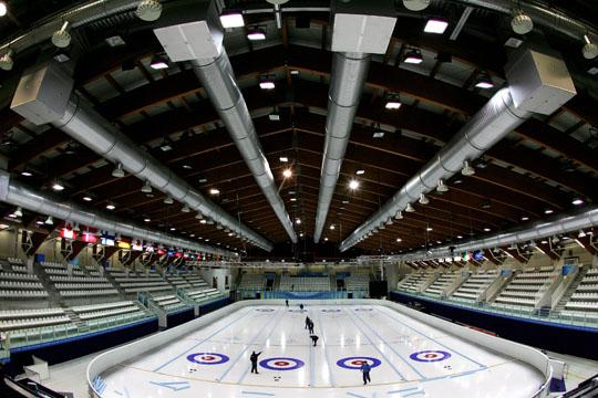 Olympics Curling