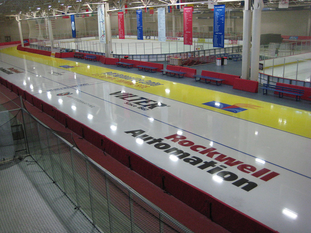 Speed Skating - Pettit National Ice Center 2011