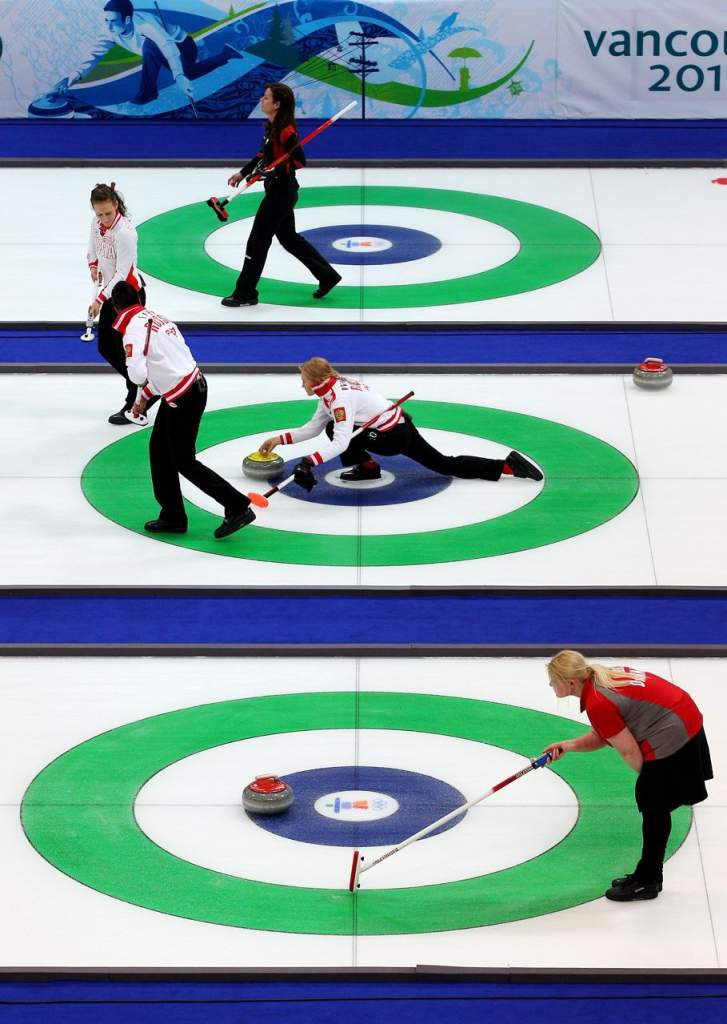 Vancouver Curling