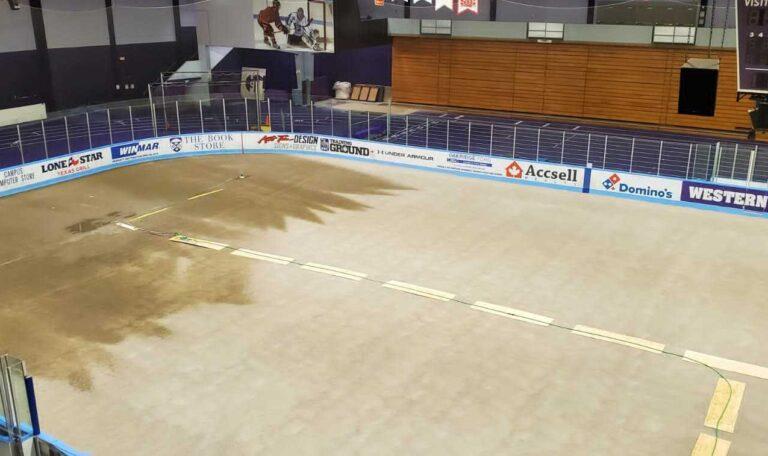 Thompson Arena Ice Rebuild By Jet Ice