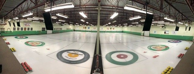 Social Distancing Solutions for Curling Houses